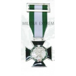 MEDALLA CRUZ AL MERITO GUARDIA CIVIL DISTINTIVO BLANCO