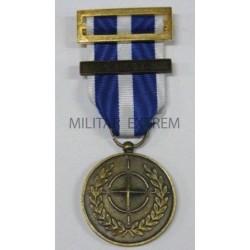 MEDALLA OTAN ( KFOR ) KOSOVO