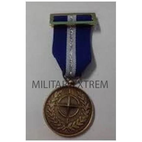 MEDALLA OTAN ( ARTICLE NO 5 ) BALCANES
