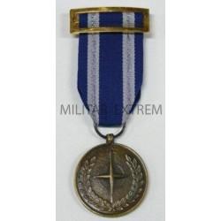 MEDALLA OTAN ( ISAF ) AFGANISTAN