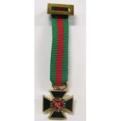 MEDALLA MERITO GUARDIA CIVIL DISTINTIVO ROJO