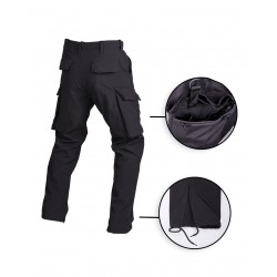 "PANTALON ""ASSAULT"" SOFTSHELL NEGRO"