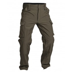 "PANTALON ""ASSAULT"" SOFTSHELL VERDE"