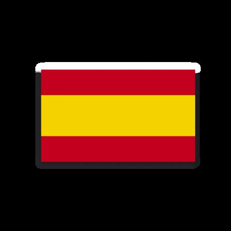 PEGATINA DE GOTA ESPAÑA